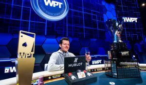 Waxman Earns at WPT Tournament