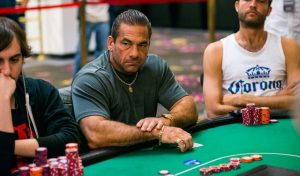 James Calderaro Trying for Another PLO Title
