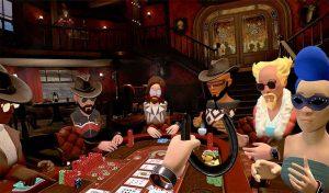 Global Launch for PokerStars VR