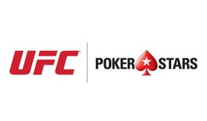 UFC Inks New Partnership Deal with PokerStars