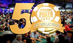 Caesers Announces 50th Annual World Series of Poker