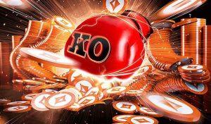 Party Poker Running Added Satellites Value for KO Series
