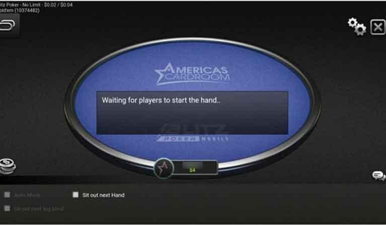 blitz-poker