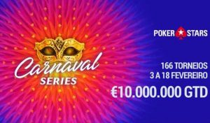 PokerStars Breaks Records with Carnaval Series. What Next?