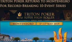 Triton Poker Series Headed for Maestral Resort & Casino