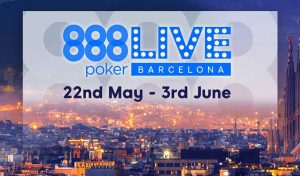 Barcelona to Host 888poker LIVE Heads from May 22 to June 22