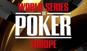 WSOP Adds €2.5M Guaranteed €25,500 Event to WSOPE Schedule