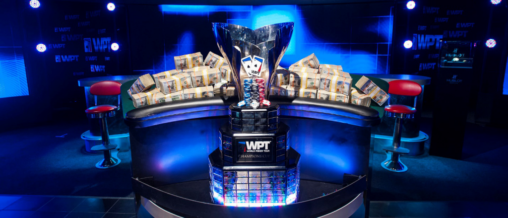 The World Poker Tour in the XIV Season