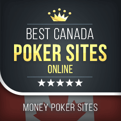 image of the best canadian poker sites