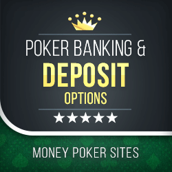 image of popular poker banking and deposit options