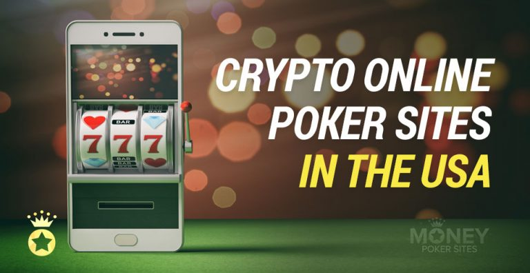 Best Cryptocurrency Online Poker Sites in the USA